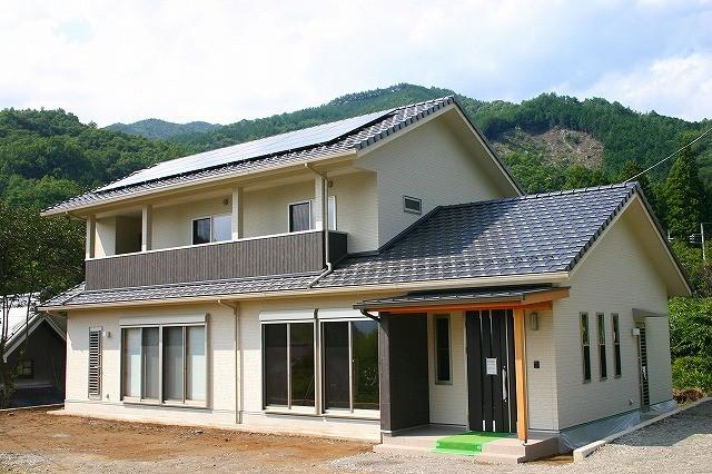 家事を楽する大収納の家