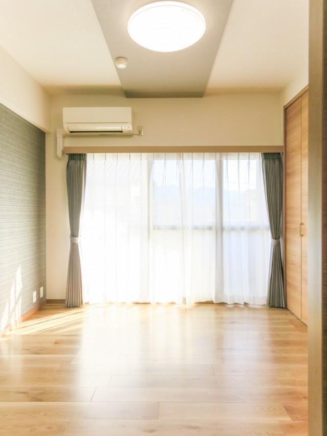 温泉付マンションの1室を全面リフォーム