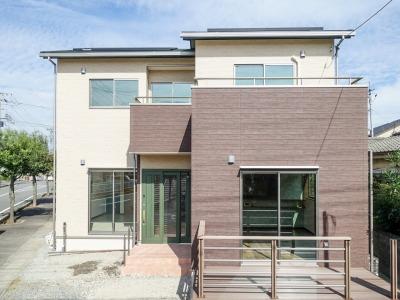 昭和町 住む人の快適生活を追求した間取の家