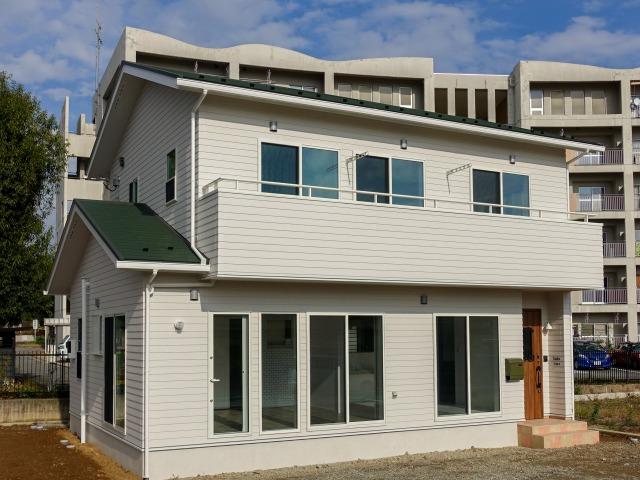 山梨市三ケ所 家事楽を追求した2階バスルームの家