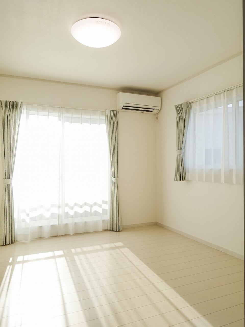 家族の住みやすさを追求したシンプルな家事楽住宅