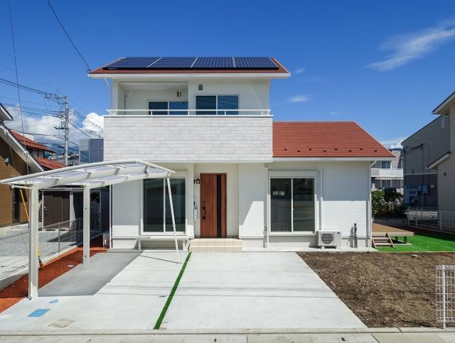 山梨市 ゆとり設計がもたらす快適住宅