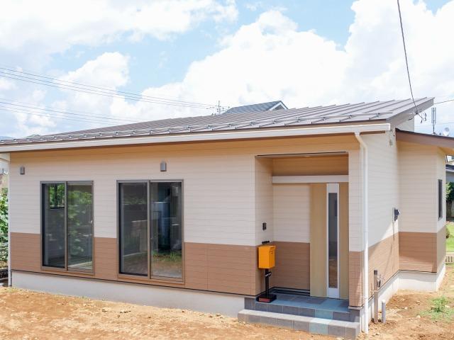 暮らしやすさ重視で設計された、山梨の平屋 ふらっと