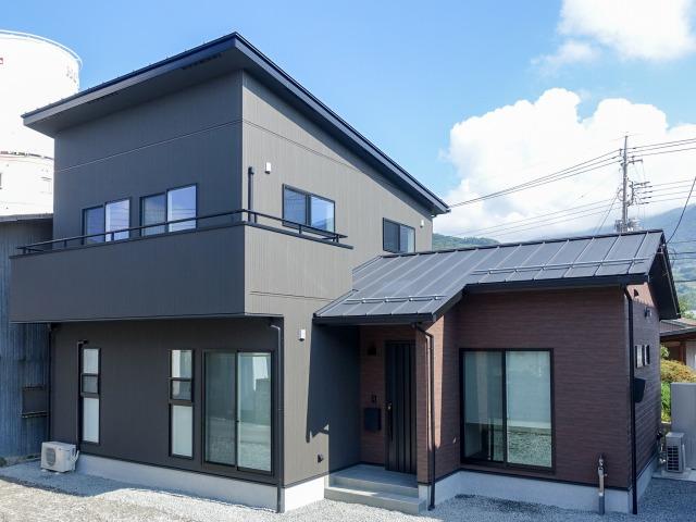 甲府市 理想の家事導線を追求したスタイル住宅