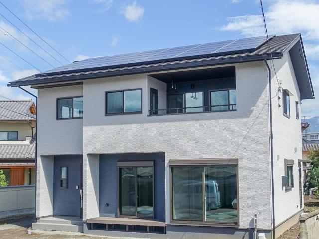 先進装備を纏った未来の快適住宅